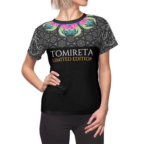 T-shirt AOP Cut & Sew pour femme (MORSE)