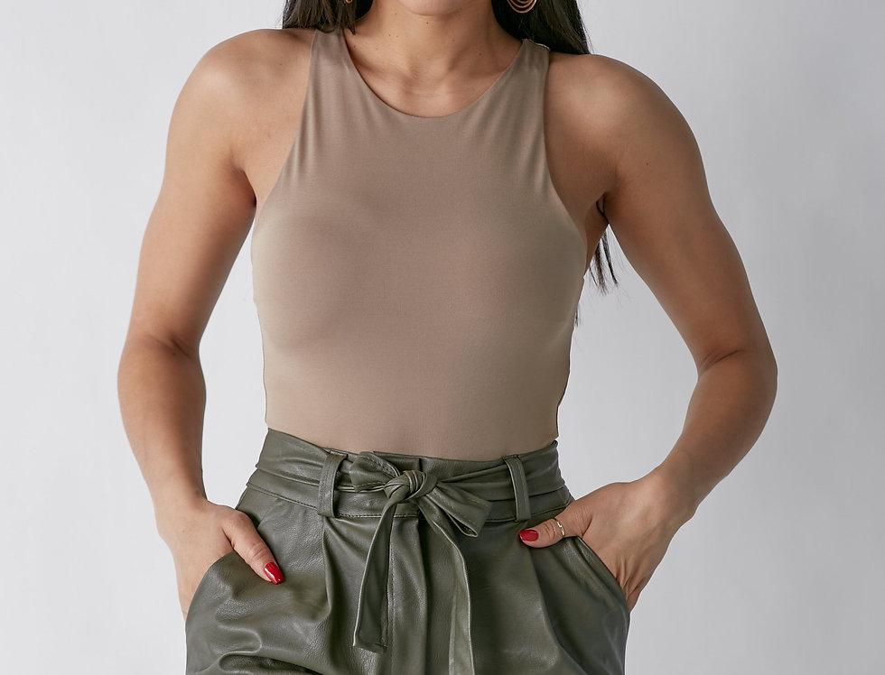 Solid Tank Bodysuit