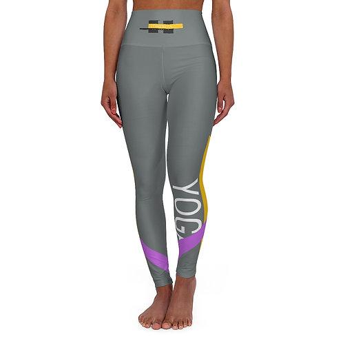 Legging de yoga taille haute (LOGA)