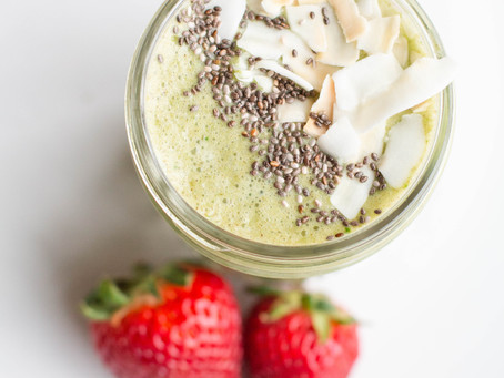 Favorite Recovery Smoothie