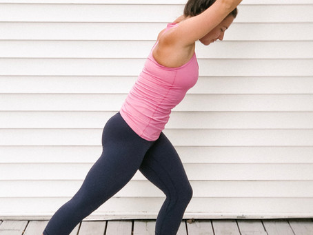 4 Standing Core Barre Exercises That You Can Do Anywhere