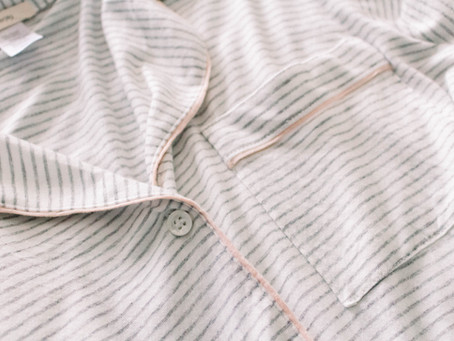 Pajama's!