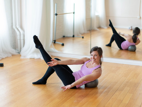 Traditional Barre Class Sequencing