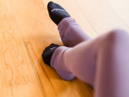 How to Care for your Barre Socks
