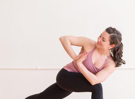 My CorePower Yoga Sculpt Teacher Training