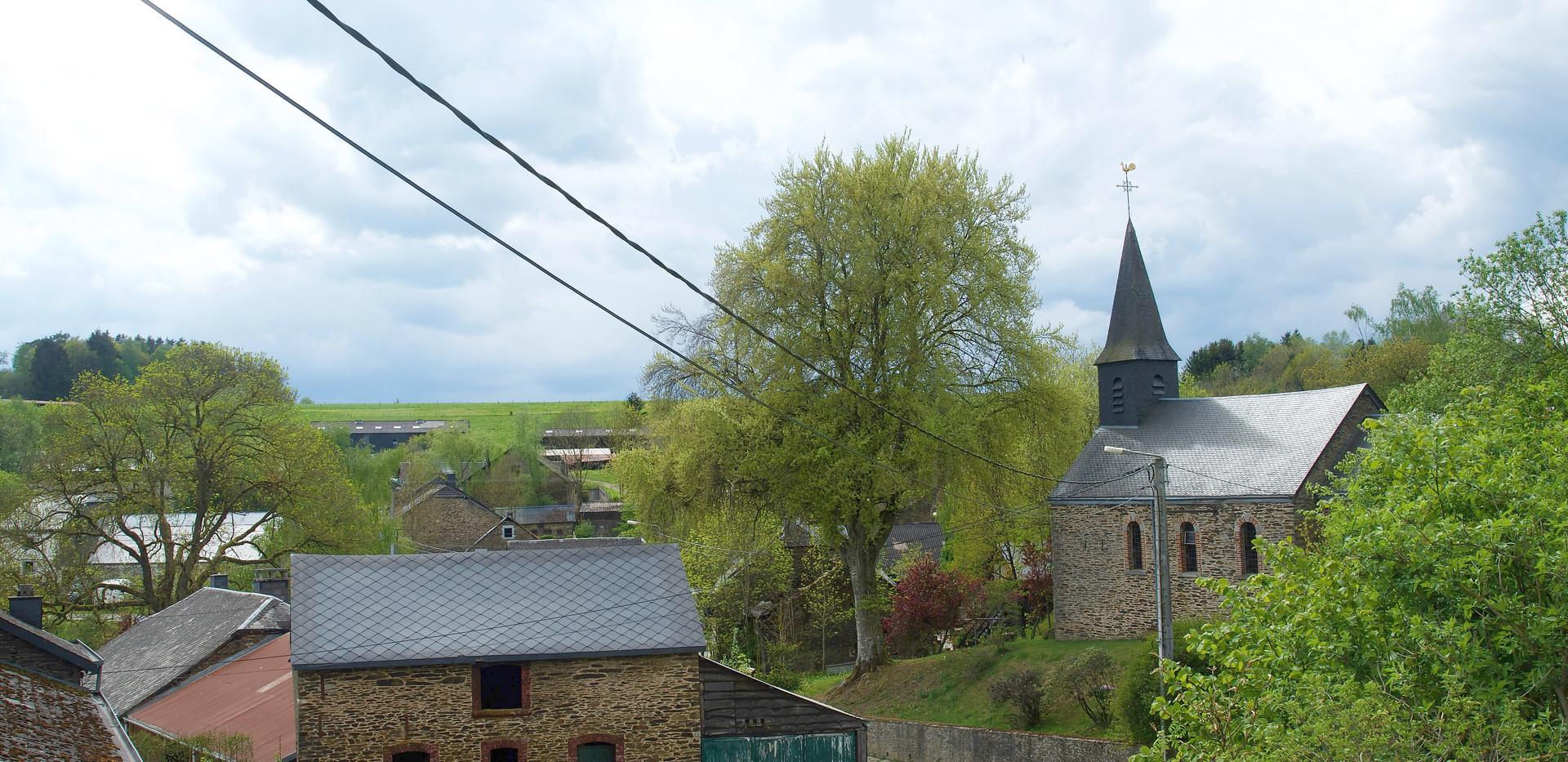 Village de Mousny