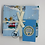 Thumbnail: Peter Rabbit Christmas  -  5 Piece Fat Quarter Pack  - The Craft Cotton Company
