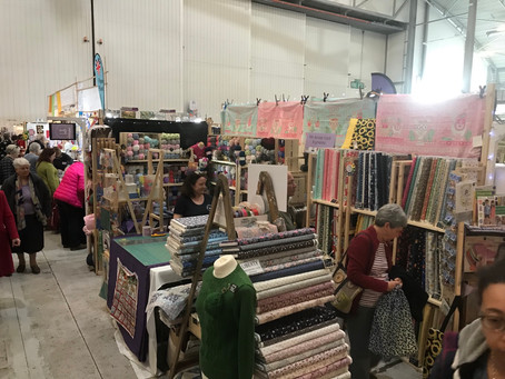 Duxford Quilting Show