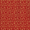 Thumbnail: Christmas Fat Quarter Pack - John Louden Cotton Red/Gold  5 Pack