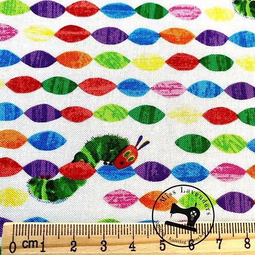 Hungry Caterpillar Beads Print - 9201X