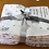 Thumbnail: Christmas Fat Quarter Pack - John Louden Cotton White/Silver  5 Pack