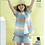 Thumbnail: King Cole Childrens Cardigan Double Knit DK - 5424