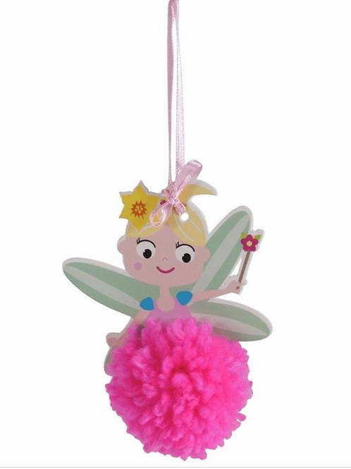 Trimits Pom Pom Kit Fairy