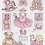 ANCHOR CROSS STITCH KIT - Girl Birth Sampler - ACS38 close up