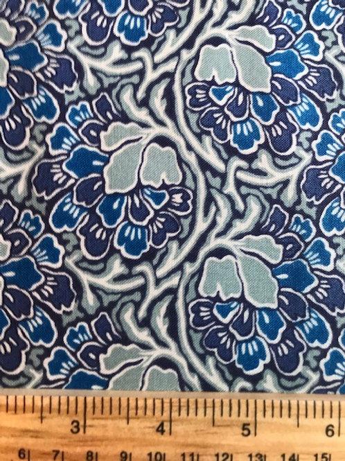 Liberty Hesketh House Dianthus dreams Fat Quarter