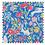 Thumbnail: Knitting Pin/Needle Case: Tube: Garden Blueberry