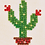 Diamond Dotz Starter Kit - Texas Bloom Cactus