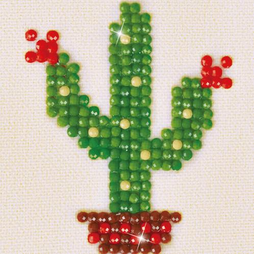 Diamond Dotz Starter Kit - Texas Bloom Cactus