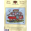 Thumbnail: Bothy Threads Sew Dinky Caravan  Cross Stitch Kit