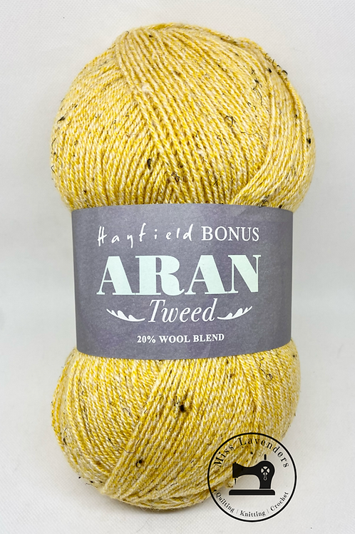Sirdar Hayfield Bonus Aran Tweed with Wool 400g - Butterscotch 0642