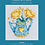 Counted Cross Stitch Mini Kit - Flowers with Teapot package