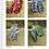 Thumbnail: James C Brett Adult Sock 4ply - Knitting Pattern - JB551