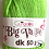 Thumbnail: King Cole Big Value Double Knit DK 50g - Lime 4049