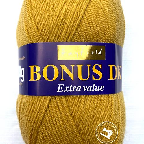 Sirdar Hayfield Bonus Double Knit DK -  Yellow Fields of Gold 666 - 100g