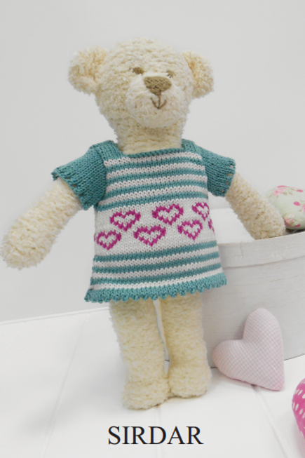 Little Ted's Valentine outfit