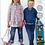 Thumbnail: King Cole Childrens Aran Cardigan & Sweater - 5542