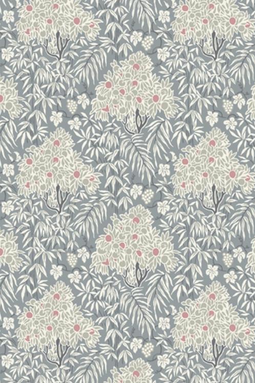 Liberty Winterbourne House - Woodhaze Fabric - Grey 04775740/B