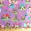 Thumbnail: Makower Daydream Fairies 2276/L