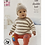 Thumbnail: King Cole  Babies Jacket, Hat and Sweater Double Knit DK - 5488