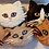 Thumbnail: Dress it up Buttons - Fuzzy Felines Childrens/Craft Buttons