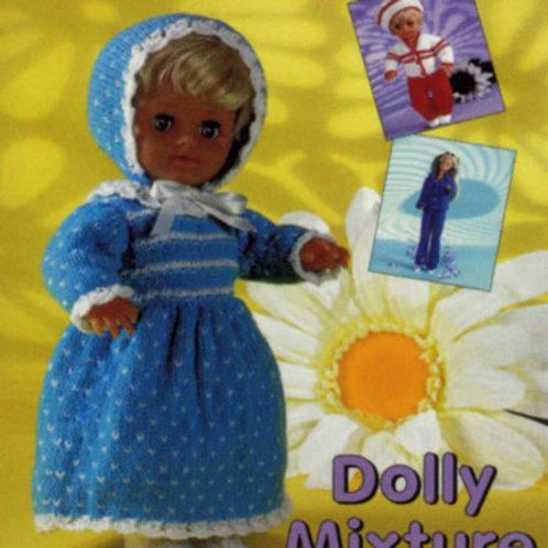 Dolly Mixture Doll, Premature Babies & Fashion Dolls (Barbie) AK20