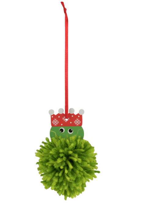 Pom Pom Kit Christmas Sprout
