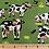 Thumbnail: Farm Fun -  Fat Quarter Bundle 20