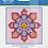 Diamond Dotz Starter Kit - Flower Mandala 2 package