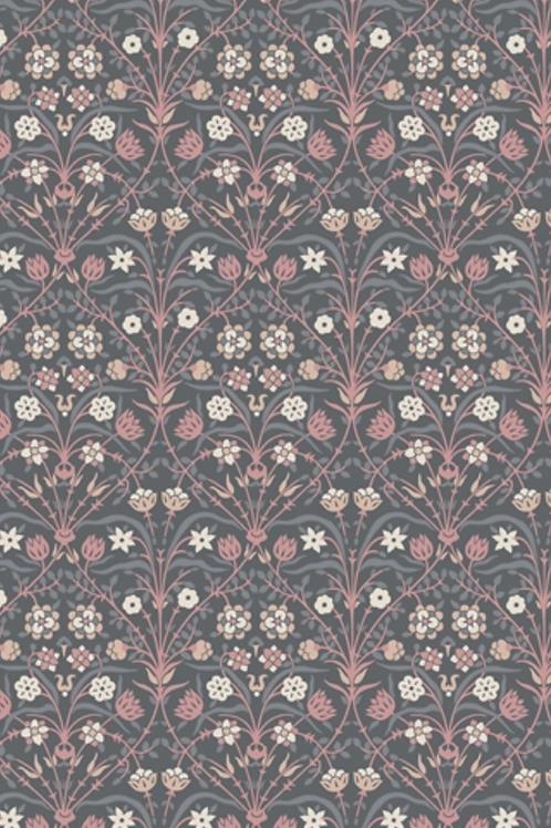 Liberty Winterbourne House - Bankart Fresco Fabric - Soft 04775743/B