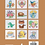 Thumbnail: Counted Cross Stitch Mini Kit - Hedgehog