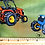 Thumbnail: Tractor Time Fabric