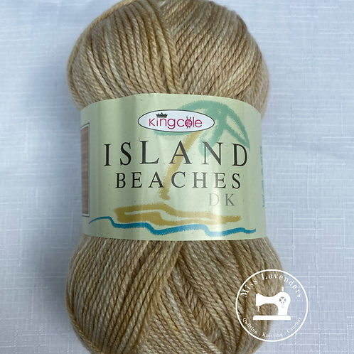 King Cole Island Beaches DK (100g) - Pebble Beige 4526