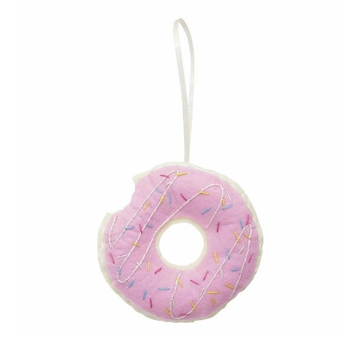Donut - Felt Kit Decoration