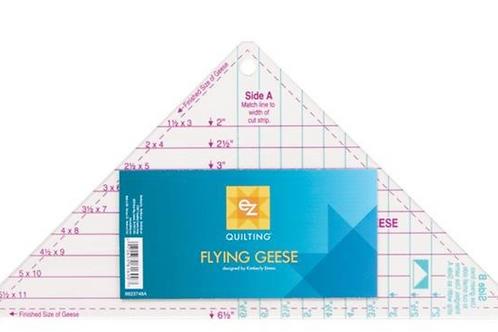 EZ Flying Geese Ruler
