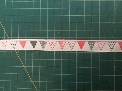 Berties Bows Bunting Ribbon