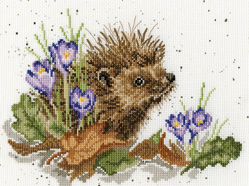 Cross Stitch Kit - New Beginnings