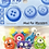 Thumbnail: Dress it up Buttons - Mad For Monsters Childrens/Craft Buttons