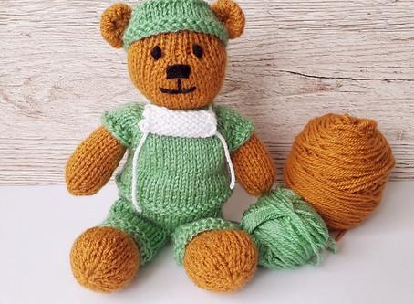 Little Doctor Bear