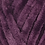 Cygnet Chenille Chunky Aubergine Purple  Close Up