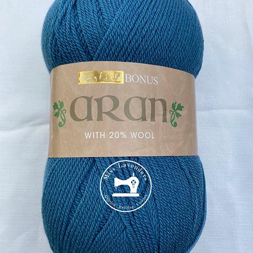Sirdar Hayfield Bonus Aran 400g - Denim Blue - 994